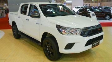 Toyota Hilux TRD - Motorshow Focus