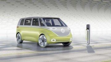VW I.D. Buzz concept unveiled in Detroit