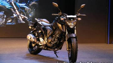 Yamaha FZ 25 priced at INR 119,335 post GST benefits
