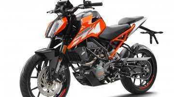 KTM 125 Duke bookings open ahead of the launch in India