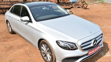 Less expensive 2017 Mercedes E 220d variant to launch in India soon