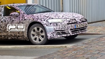 2018 Audi A8 spied up close in Denmark - In 8 Images
