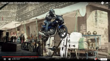 Bajaj Pulsar ad listed among 100 most misleading ads by ASCI - Report