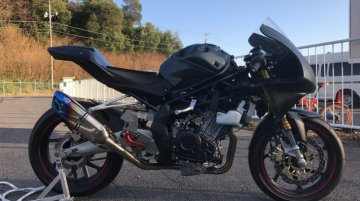 Honda CBR250RR hits 185 km/h with Ikazuchi TricStar exhaust - Report