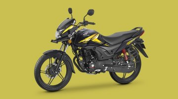 2017 Honda CB Shine SP launched at INR 60,674