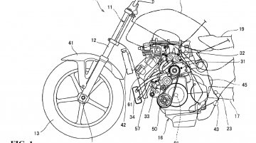 Patent sketch allegedly reveals Honda's supercharged powertrain - Report