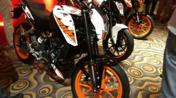 2017 KTM Duke 200 & KTM RC200 launched in Nepal