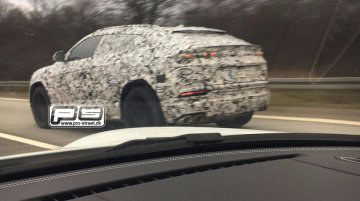 Production Lamborghini Urus makes spy photo debut