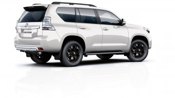 Toyota Land Cruiser Invincible X launched in the UK