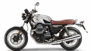 Moto Guzzi V7 III Anniversario announced - USA