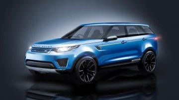 Range Rover Sport Coupe could be named Range Rover Velar