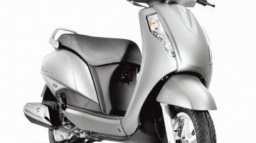 2017 Suzuki Access 125 gains BSIV compliance and AHO