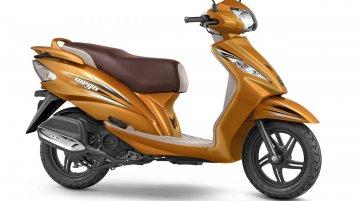 TVS Wego price slashed by INR 2,000 - Report