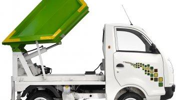 Tata Ace Zip Hopper & Tata Ace Box Tipper showcased