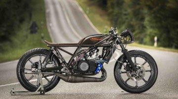 Yamaha RD350 Falcon by Moto Essence