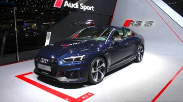 2017 Audi RS5 Coupe - 2017 Geneva Motor Show Live