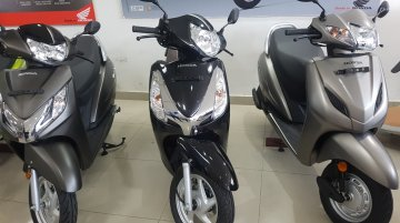 Disc Brake variants of Honda Aviator, Activa 125, Grazia and CB Shine recalled