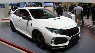 2017 Honda Civic Type-R - Geneva Motor Show
