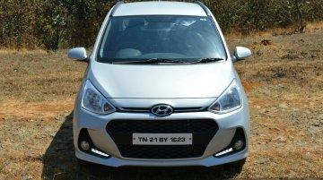 ABS+EBD added to spec-sheet of Hyundai Grand i10, Hyundai Xcent, & Hyundai i20