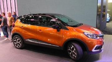 Renault could build larger 'Grand Captur', European report claims