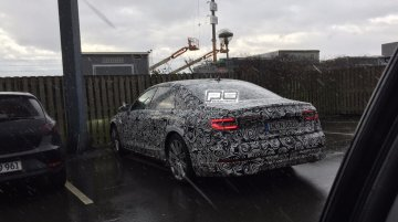 2018 Audi A7 spotted up close in Denmark [Video]