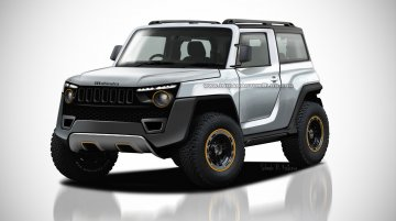Next all-new Mahindra vehicle after S201 to arrive in 2020