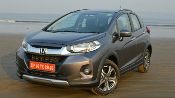 Honda WR-V crosses the 50,000 sales milestone in India