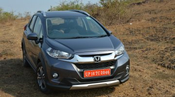 Honda receives 12,000 bookings for the Honda WR-V