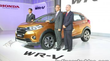 7,000+ Honda WR-V units booked within 3 weeks of launch - Report