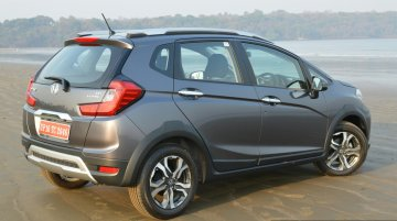 Honda WR-V to get City's 1.5L i-VTEC petrol engine - Report