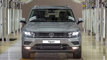 Volkswagen India to offer VW Tiguan in two trim levels - Report