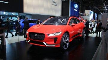 Jaguar i-Pace - 2017 Geneva Motor Show Live