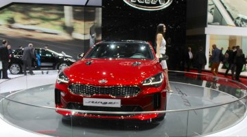 Kia Stonic to launch in September, Kia Stinger in October - Europe