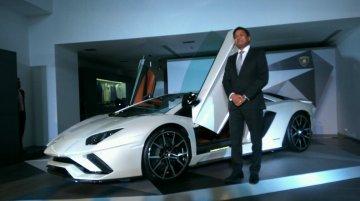 Lamborghini Aventador S LP740-4 launched in India at INR 5.01 crores