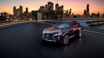 Lexus UX sub-compact SUV confirmed - Report