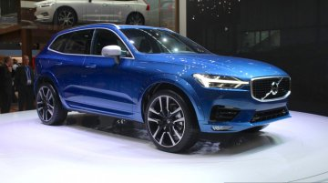 2017 Volvo XC60 to launch in India in December 2017 - Report
