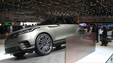 Range Rover Velar to launch in India in November - Report