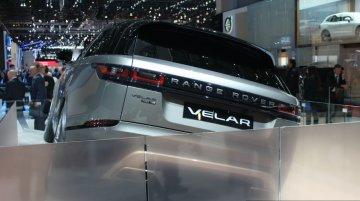 Range Rover Velar India price to be announced on September 21 - Report
