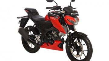 Suzuki GSX-S150 shipments to dealerships begin in Indonesia