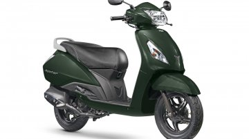 Scooter Sales (Q1 FY18) - Jupiter helps TVS Motor overtake Hero Motocorp