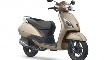 TVS Jupiter becomes the second best-selling scooter in October - Report
