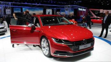 VW Arteon - Geneva Motor Show Live
