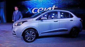 2017 Hyundai Xcent launched at INR 5.38 lakhs [Gallery Updated]