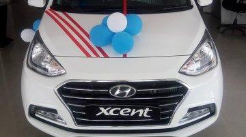 2017 Hyundai Xcent hits dealership floors, 1.2L diesel engine confirmed