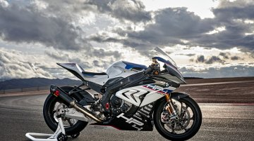 BMW HP4 Race production version unveiled at Auto Shanghai 2017