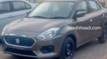 All-new Maruti Swift Dzire to be unveiled to the media this evening