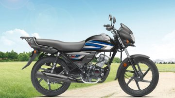 Honda CD110 Dream DX BSIV starts at INR 45,002
