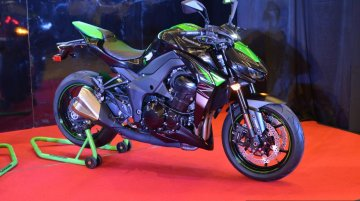 2017 Kawasaki Z1000 and Kawasaki Z1000R launched in India