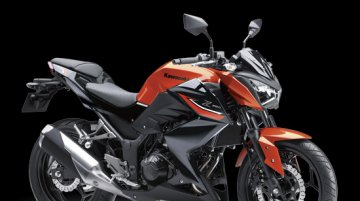 Kawasaki Z250 BSIV priced at INR 3.09 lakhs