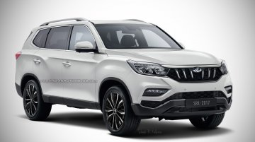 Next-gen Rexton to be badged Mahindra, unveil at Auto Expo 2018 - Report